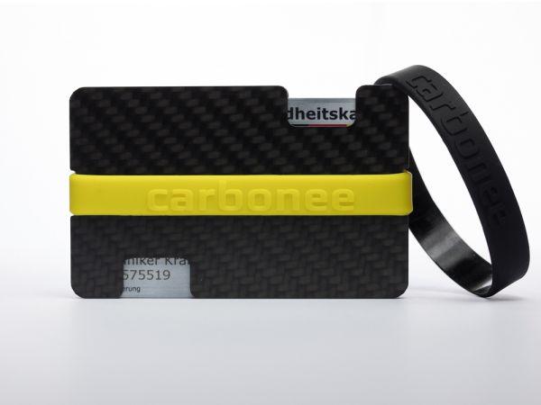 carbonée/black/yellow
